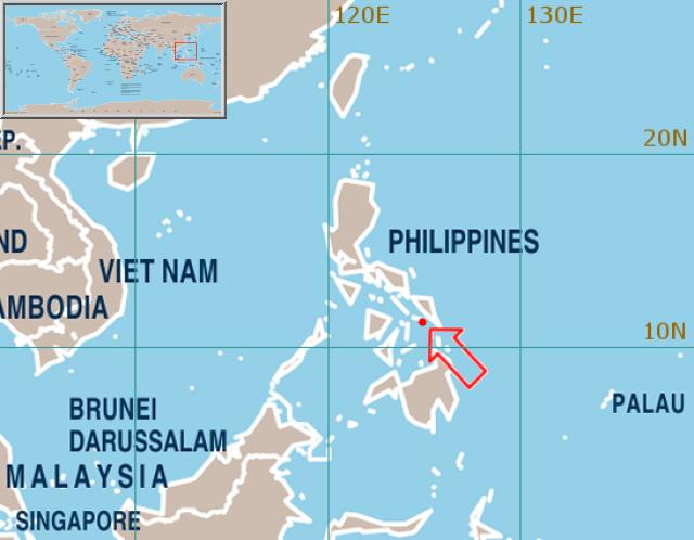 Tacloban Philippines Map.World Weather Information Service Tacloban