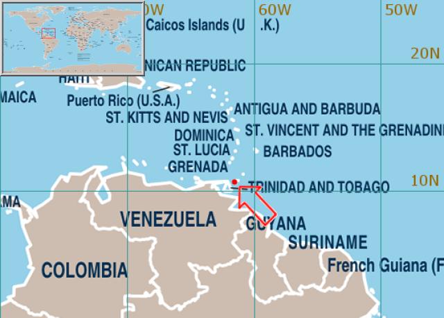 World Weather Information Service  Port of Spain (Trinidad)