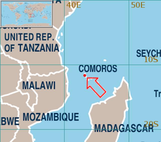 Los 10 países mas desconocidos del mundo.