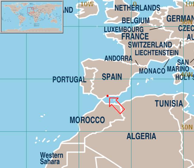 World Weather Information Service -Malaga