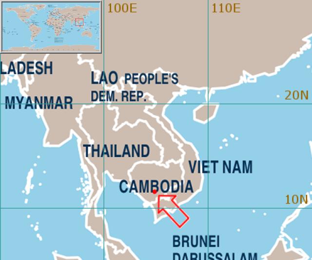 World Weather Information Service Phnom Penh Pochentong