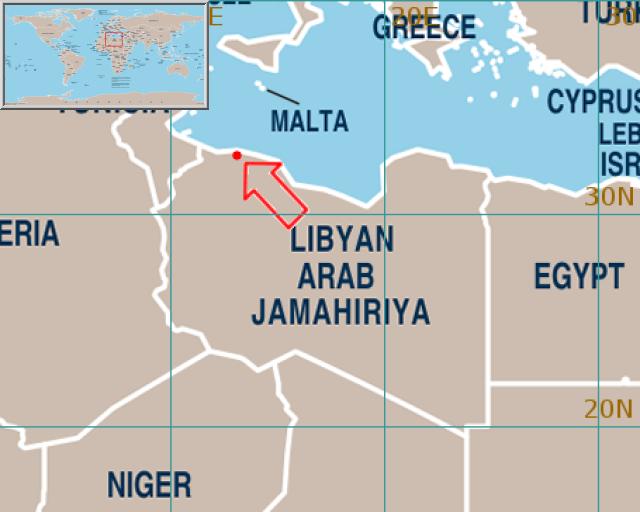 World Weather Information Service Tripoli