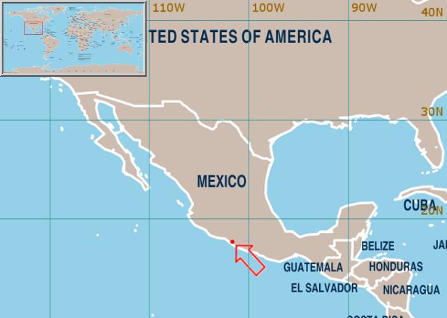 World Weather Information Service -Ixtapa Zihuatanejo on